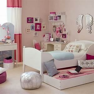 25 room design ideas for teenage girls freshomecom for The ideas for teen bedroom decor