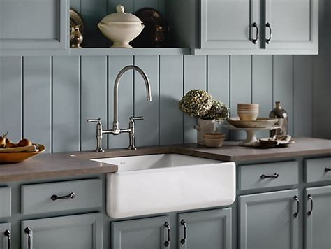 trend alert gorgeous farmhouse sinks   kitchen sa