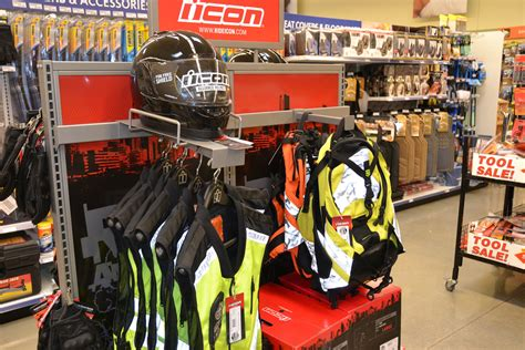 Exchange Has Military Motorcyclists Covered With Personal
