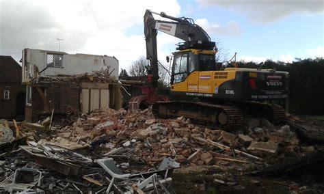 harpenden total demolition  asbestos removal