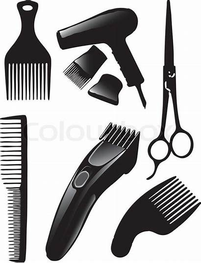 Tools Hairdressers