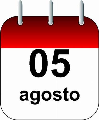 Agosto Celebra Calendario