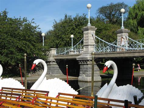 Swan Boats Fenway Park slide show boston landmarks