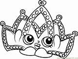 Shopkins Coloring Tiara Crowns Colorear Dibujos Shopkin Bonitos Template Pokemon Resultado Imagen Guardado Desde Ve Google Visitar Barbie Templates sketch template