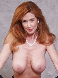 Nude Redhead Pics Naked Busty Milf