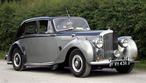 Pictures Bentley R Type 1952 Classic Cars