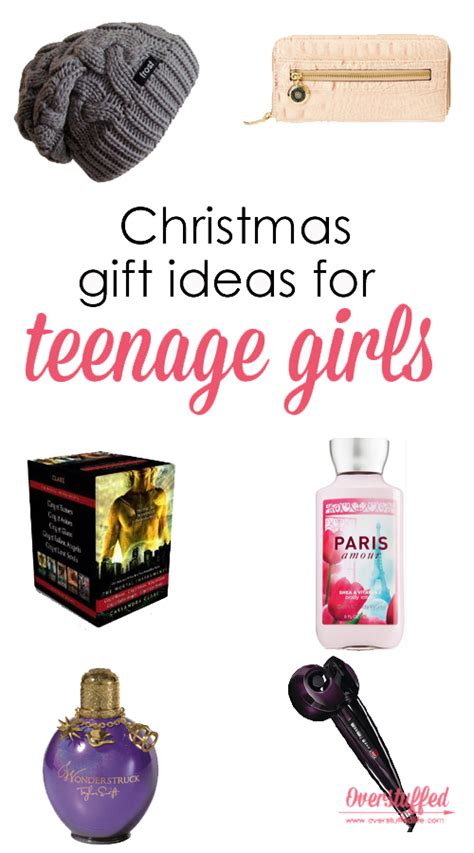 gift guide for the teenage girl christmas gifts gift and girls