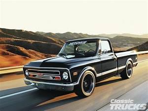 1968 Chevy C10 - Creations N U0026 39  Chrome U0026 39 S