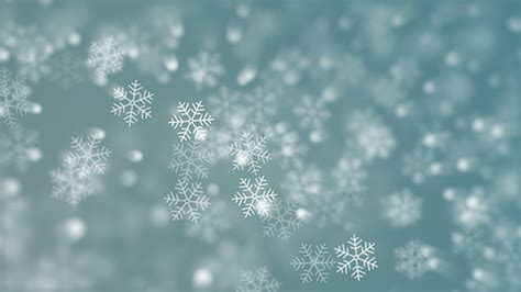 Winter Snow Background 1 by sightsignal