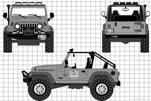 Jeep Wrangler Tail Lights Wiring  Jeep  Free Engine Image