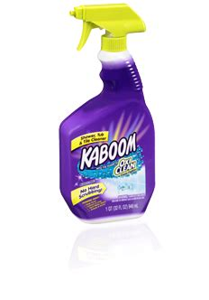 kaboom bathroom cleaner ingredients kaboom shower tub tile cleaner kaboom