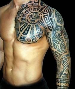 101 Best Tribal Tattoos For Men  Cool Designs   Ideas