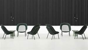 De Vorm Nook loungestoel