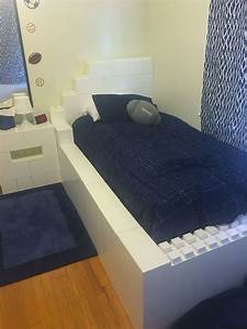 Ikea Hacks Podest : modular everblock design create build buildingblocks diy furniture bed bedframe ~ Watch28wear.com Haus und Dekorationen