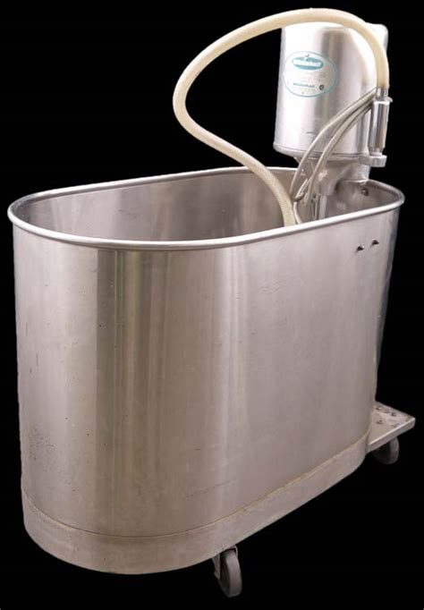 Tub Therapy whitehall jo 90 mobile hydrotherapy 22 gallon extremity