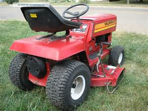 Murray Riding Lawn Mower Tractor