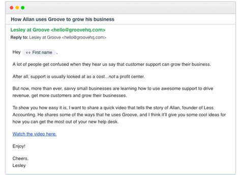 Customer Support Email Template by 7 Customer Onboarding Email Templates That You Can Use