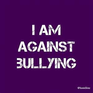 Motivational Quotes For Bullying. QuotesGram | Little Miss ...