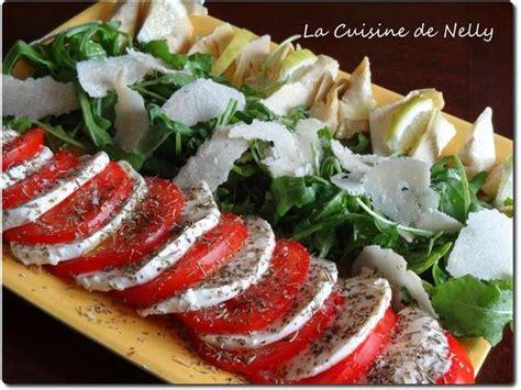 cuisine tv recettes italiennes les meilleures recettes de salade italienne