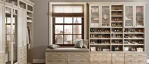 Closet Systems & Custom Design Solutions California Closets