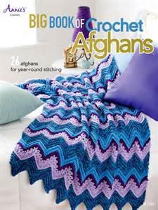 Crochet Afghan Pattern Books