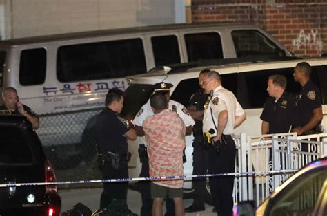 day care stabbing leaves three infants wounded 376 | 180921 crime scene daycare stabbing 2