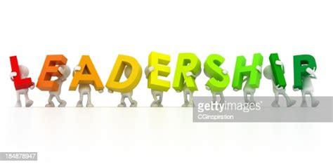 team forming leadership word high res stock photo getty
