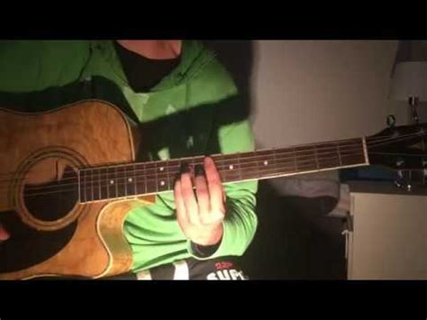 Bedroom Floor  Liam Payne (acoustic Guitar Cover) Youtube