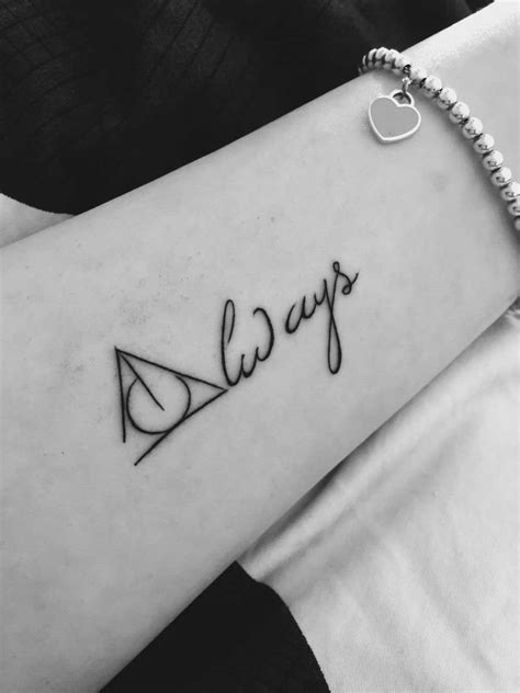Deathly Hallows Tattoo explained – 100+ Deathly Hallows Tattoo Designs and Meanings - Tattoo Me Now