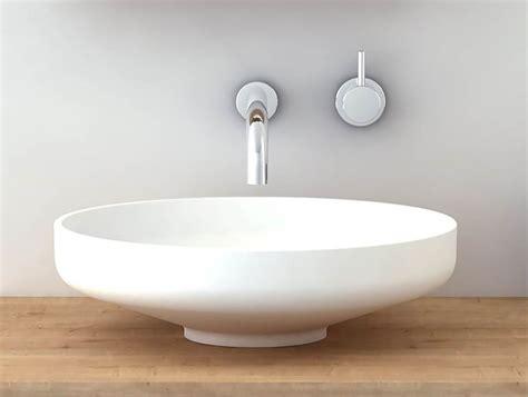 Omvivo | Venice 450 Basin | Luxury Solid Surface Basins