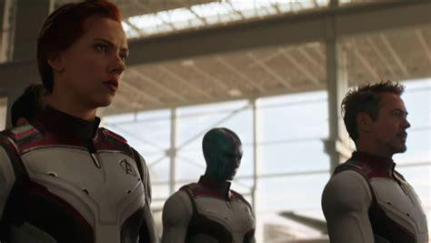 New Avengers Endgame Trailer Finally Brings The Team Back