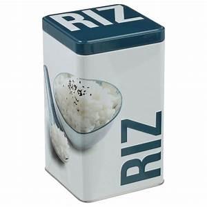 Boite à épices : bo te riz relief bleu ~ Teatrodelosmanantiales.com Idées de Décoration