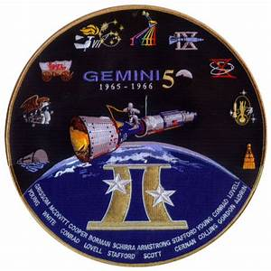 FS: Gemini Program 50th Anniversary patch - collectSPACE ...