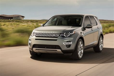 2020 Land Rover Sport by 2020 Land Rover Discovery Sport To Get New Platform Phev