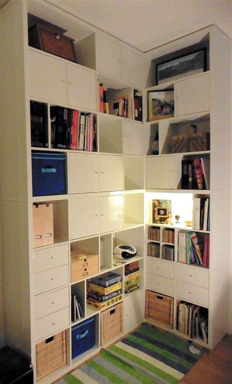 measure kallax corner bookcase furniture
