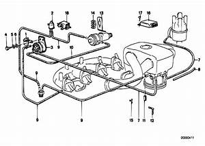 Original Parts For E30 318i M10 4 Doors    Engine   Vacuum