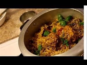 Chicken Biryani - How to make Chicken Biryani in pressure ...
