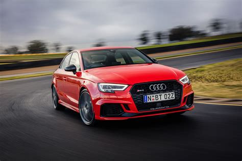 Audi Rs3 by 2017 Audi Rs3 Sedan Review Caradvice