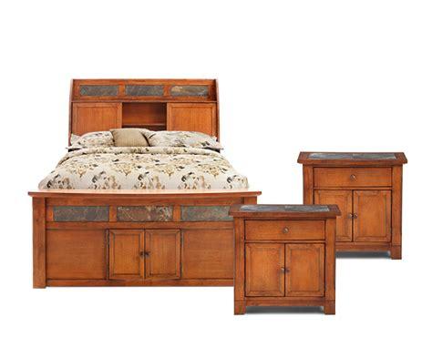 Aspen Sleigh Bed