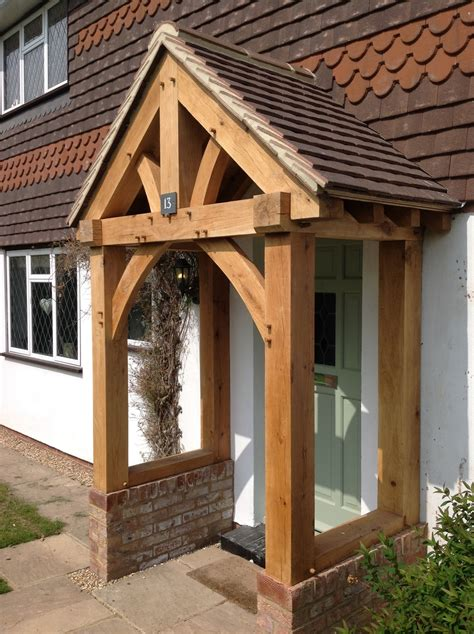 Timber Porch Kits timber frame porches