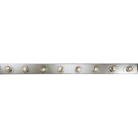 progress lighting broadway collection 8 light chrome