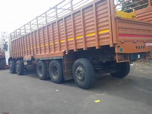 Ton In Ton : tata 39 s 37 ton truck with lift axle mechanism team bhp ~ Orissabook.com Haus und Dekorationen