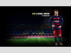 M10 Lionel Messi Wallpapers HD Free Download for Desktop