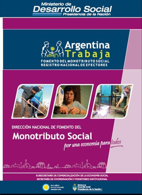 Monotributo.digital no está afiliado a la afip ni a ninguna otra agencia gubernamental. CIC Villa Siburu: ¿qué es el monotributo social?