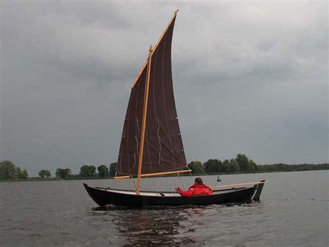 Zeilboot Eenpersoons by Jachtwerf De Zeeg 187 Open Zeilboten
