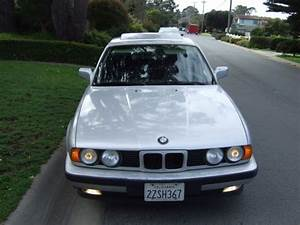 1992 Bmw 525i  E34  5 Speed Manual Transmission