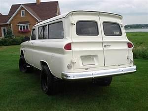 1966 Chevrolet Suburban 2 Door 4x4