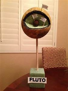 school project model planet pluto | Pluto Project | Flickr ...