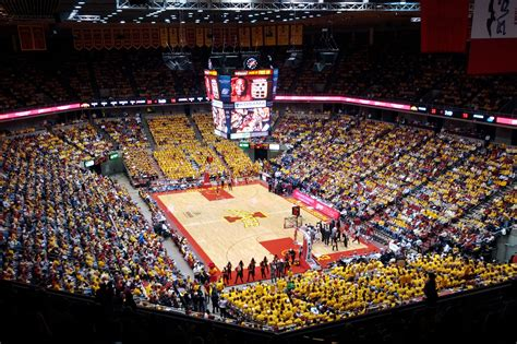 toughest college basketball arenas  play