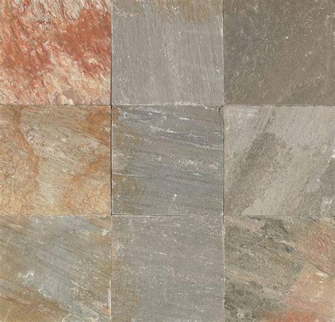 gold los angeles slate flooring tile 16x16